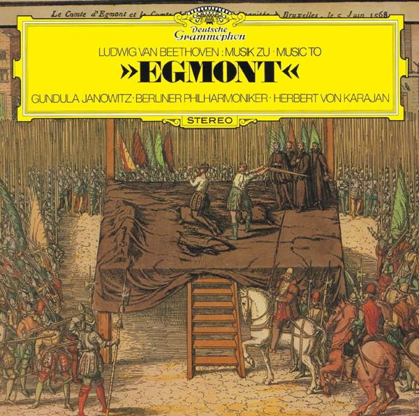 カラヤン/ベートーヴェン:劇音楽「エグモント」、ウェリントンの勝利