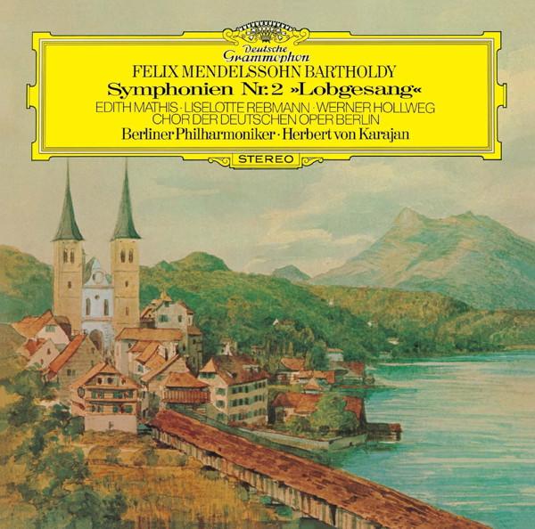 カラヤン/メンデルスゾーン:交響曲第2番「讃歌」