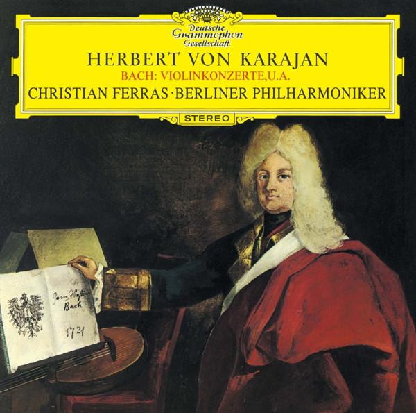 カラヤン/バッハ:ヴァイオリン協奏曲集、ブランデンブルク協奏曲第6番