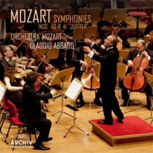 アバド/モーツァルト:交響曲第40番&第41番「ジュピター」