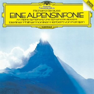 カラヤン/R.シュトラウス:アルプス交響曲