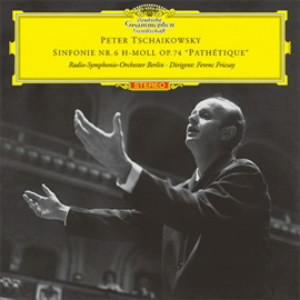フリッチャイ/チャイコフスキー:交響曲第6番「悲愴」
