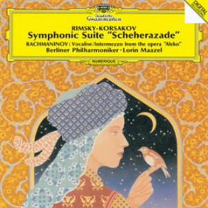 マゼール/リムスキー=コルサコフ:交響組曲《シェエラザード》/ラフマニノフ:ヴォカリーズ 、歌劇《アレコ》間奏曲