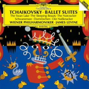 レヴァイン/チャイコフスキー:3大バレエ組曲