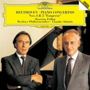 ポリーニ/ベートーヴェン:ピアノ協奏曲第4番&第5番「皇帝」