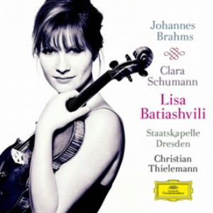 バティアシュヴィリ/ブラームス:ヴァイオリン協奏曲 他
