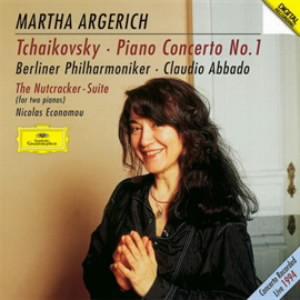 アルゲリッチ/チャイコフスキー:ピアノ協奏曲第1番、他
