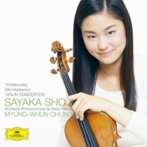 庄司紗矢香/チャイコフスキー&メンデルスゾーン:ヴァイオリン協奏曲