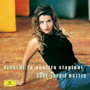 ムター/ヴィヴァルディ:協奏曲集「四季」/タルティーニ:ヴァイオリン・ソナタ「悪魔のトリル」