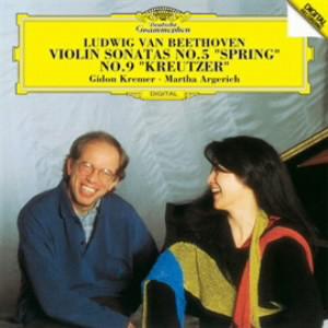 クレーメル/ベートーヴェン:ヴァイオリン・ソナタ第5番「春」&第9番「クロイツェル」