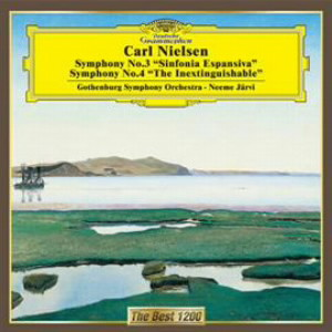 ヤルヴィ/ニールセン:交響曲第3番「広がりの交響曲」&4番「不滅」