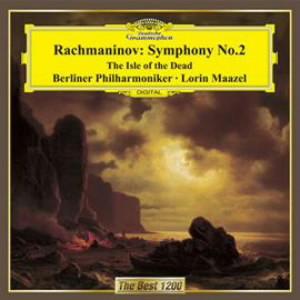 マゼール/ラフマニノフ:交響曲第2番、死の島