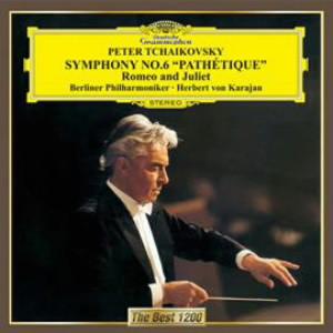カラヤン/チャイコフスキー:交響曲第6番「悲愴」、幻想序曲「ロメオとジュリエット」