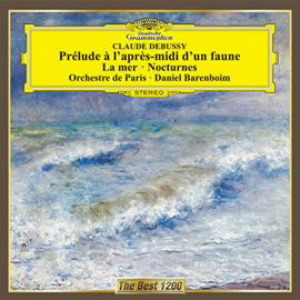バレンボイム/ドビュッシー:交響詩「海」、牧神の午後への前奏曲、夜想曲
