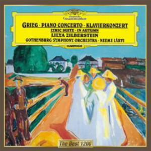 ジルベルシュテイン/グリーグ:ピアノ協奏曲、抒情組曲 他
