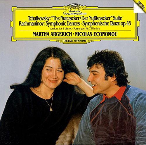 アルゲリッチ/チャイコフスキー:組曲「くるみ割り人形」/ラフマニノフ:シンフォニック・ダンス