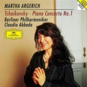 アルゲリッチ/チャイコフスキー:ピアノ協奏曲第1番/ラヴェル:ピアノ協奏曲