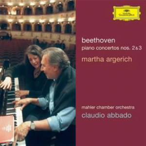 アルゲリッチ/ベートーヴェン:ピアノ協奏曲第2番&第3番