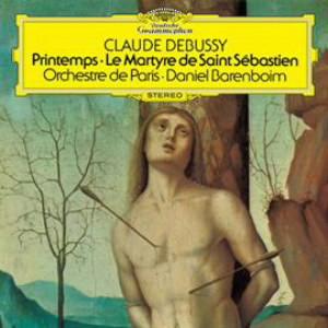 バレンボイム/ドビュッシー:交響的断章「聖セバスティアンの殉教」、2つのファンファーレ、交響組曲「春」