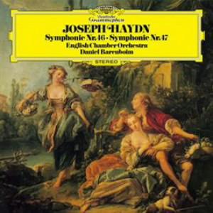 バレンボイム/ハイドン:交響曲第46番&第47番