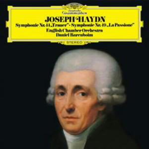 バレンボイム/ハイドン:交響曲第44番「悲しみ」・第49番「ラ・パッシオーネ」