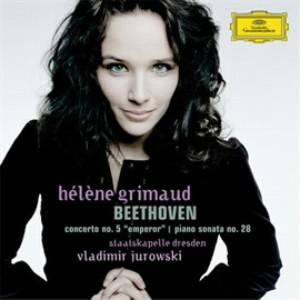 グリモー/ベートーヴェン:ピアノ協奏曲第5番「皇帝」/ピアノ・ソナタ第28番
