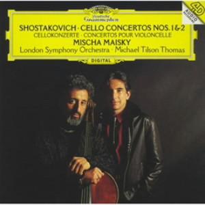 マイスキー/ショスタコーヴィチ:チェロ協奏曲第1番&第2番