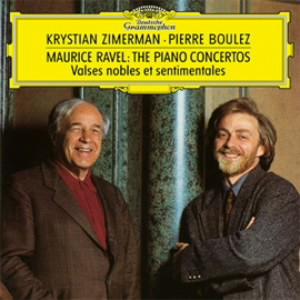 ツィメルマン/ラヴェル:ピアノ協奏曲、高雅にして感傷的なワルツ