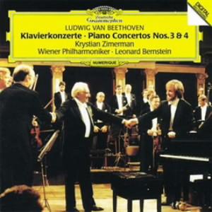 ツィメルマン/ベートーヴェン:ピアノ協奏曲第3番&第4番
