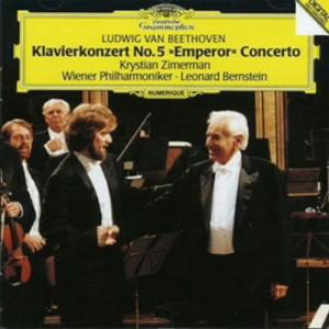 ツィメルマン/ベートーヴェン:ピアノ協奏曲第5番「皇帝」