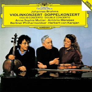 ムター/ブラームス:ヴァイオリン協奏曲、二重協奏曲