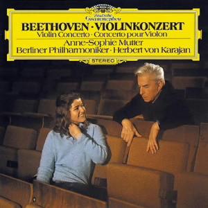 ムター/ベートーヴェン:ヴァイオリン協奏曲