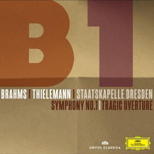 ティーレマン/ブラームス:交響曲第1番、悲劇的序曲