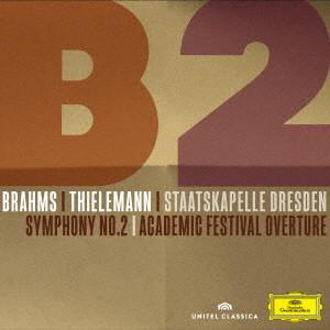ティーレマン/ブラームス:交響曲第2番、大学祝典序曲