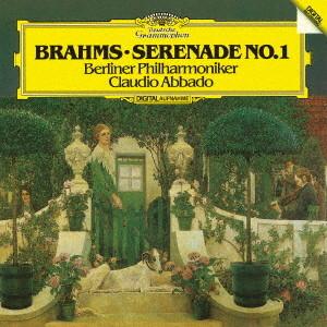 アバド/ブラームス:セレナード第1番、ハイドンの主題による変奏曲