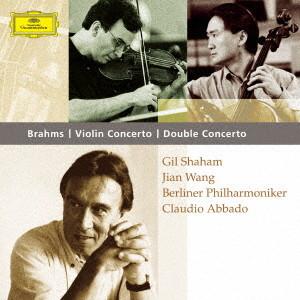 シャハム/ブラームス:ヴァイオリン協奏曲、ヴァイオリンとチェロのための協奏曲