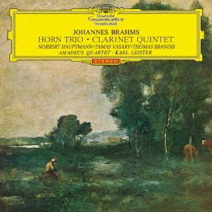ハウプトマン/ブラームス:ホルン三重奏曲、クラリネット五重奏曲