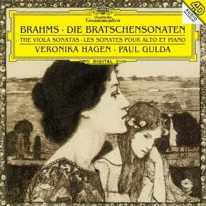 ハーゲン/ブラームス:ヴィオラ・ソナタ第1番、第2番、2つの歌 作品91