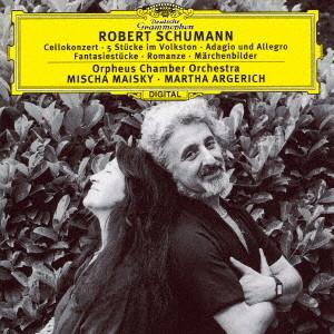 アルゲリッチ/シューマン:チェロ協奏曲、アダージョとアレグロ 作品70、幻想小曲集 作品73、ロマンス 作品94の1、民謡風の5つの小品 作品102