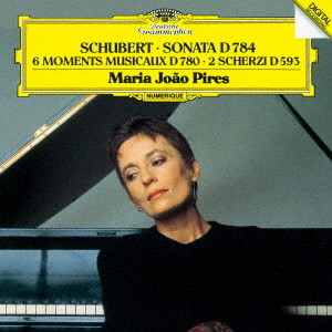 ピリス/シューベルト:楽興の時 D,780、ピアノ・ソナタ 第14番 D.784、2つのスケルツォ D.593