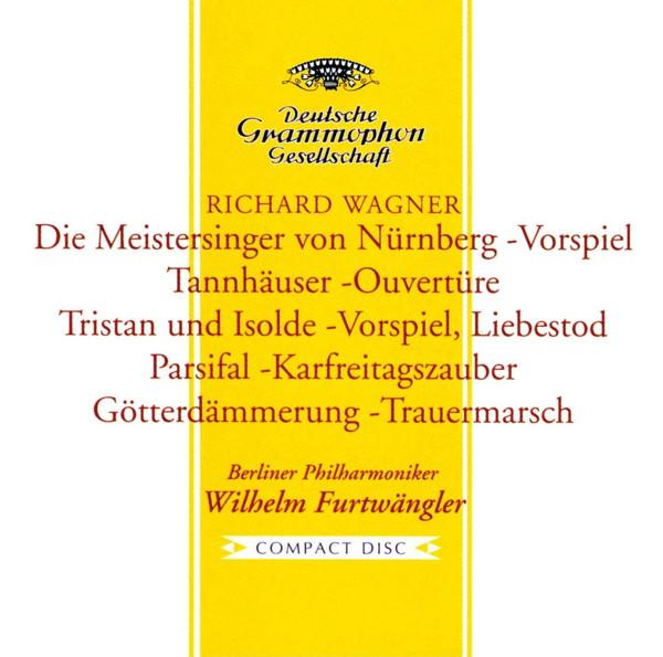 フルトヴェングラー/ワーグナー:管弦楽作品集