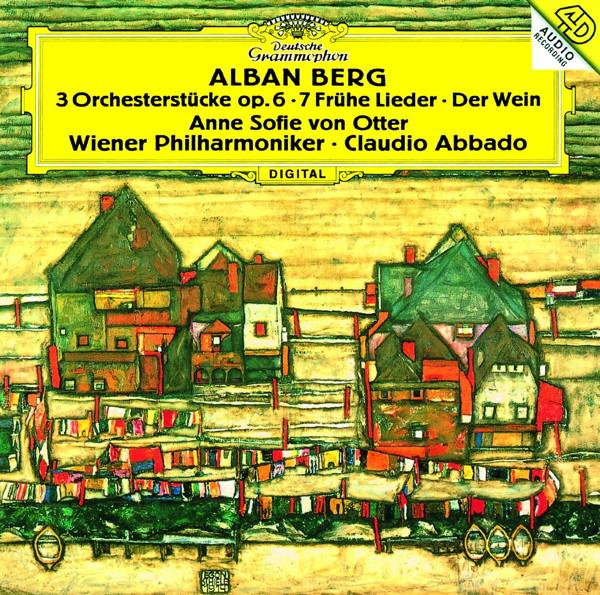 アバド/ベルク:初期の7つの歌、ワイン、管弦楽のための3つの小品
