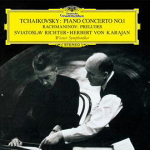 リヒテル/チャイコフスキー:ピアノ協奏曲第1番、他