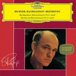 リヒテル/ラフマニノフ:ピアノ協奏曲第2番/ベートーヴェン:ピアノ協奏曲第3番