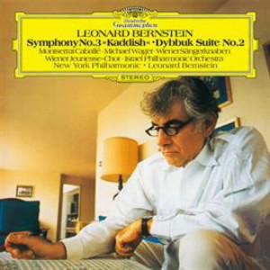 バーンスタイン/バーンスタイン:交響曲第3番「カディッシュ」、「ディバック」第2組曲