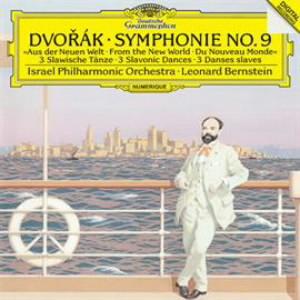 バーンスタイン/ドヴォルザーク:交響曲第9番「新世界より」、スラヴ舞曲集から第1番&第3番&第8番