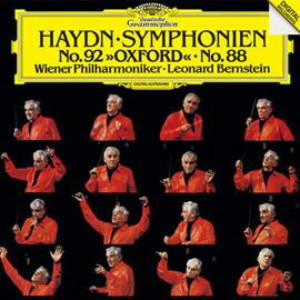 バーンスタイン/ハイドン:交響曲第88番「V字」&第92番「オックスフォード」