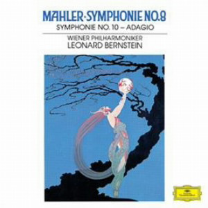バーンスタイン/マーラー:交響曲第8番&第10番から アダージョ