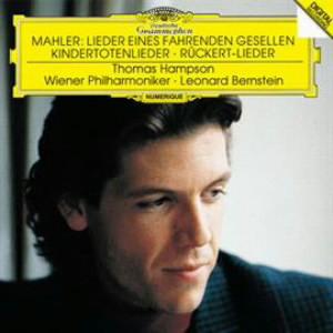 バーンスタイン/マーラー:さすらう若人の歌、亡き子をしのぶ歌、リュッケルトの詩による5つの歌曲