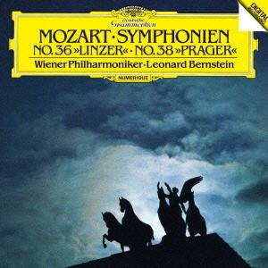 バーンスタイン/モーツァルト:交響曲第36番「リンツ」&第38番「プラハ」
